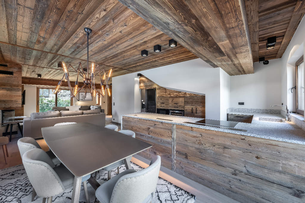 Apartment Megeve 4 room (s) 121 m2 Accommodation in Megeve