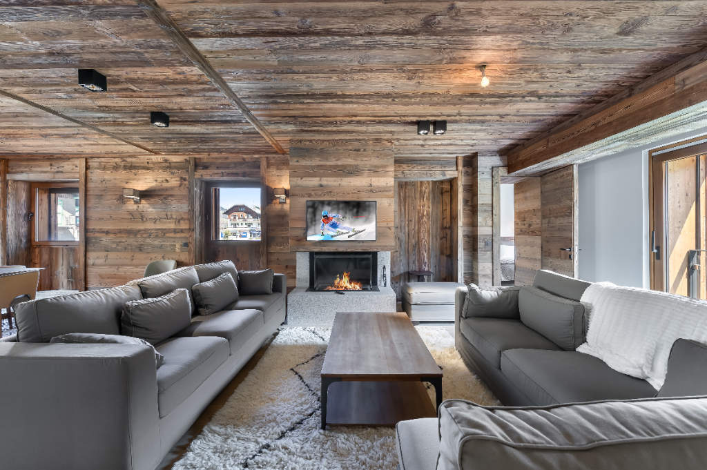 Apartment Megeve 3 room (s) 50 m2 Accommodation in Megeve