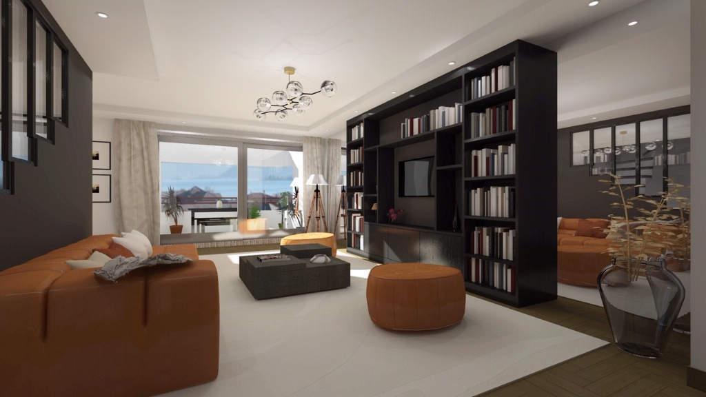 APPARTEMENT DUPLEX ANNECY - 4 pièce(s) - 145 m2 Accommodation in Annecy