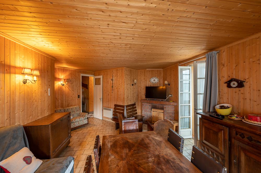 Appartement 2 chambres à quelques pas du centre Accommodation in Megeve