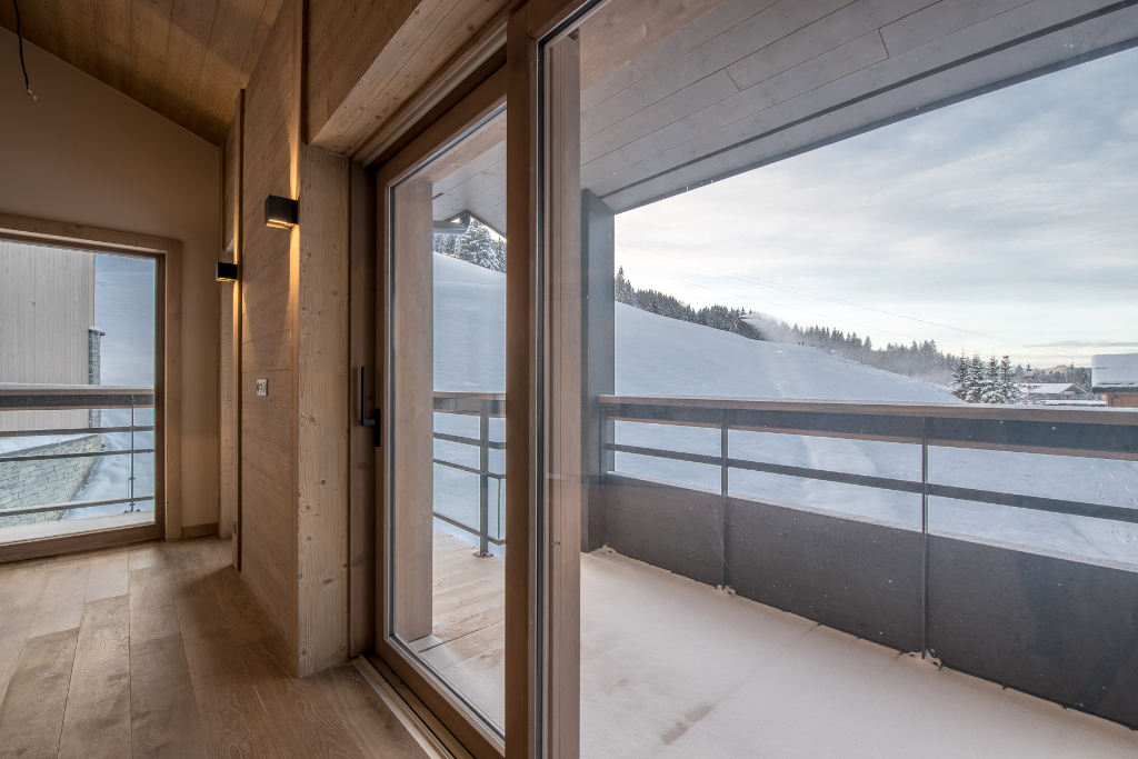 BRAND NEW APARTMENT IN COURCHEVEL 1550 - 3 bedrooms - 764 sq.ft. Chalet in Courchevel