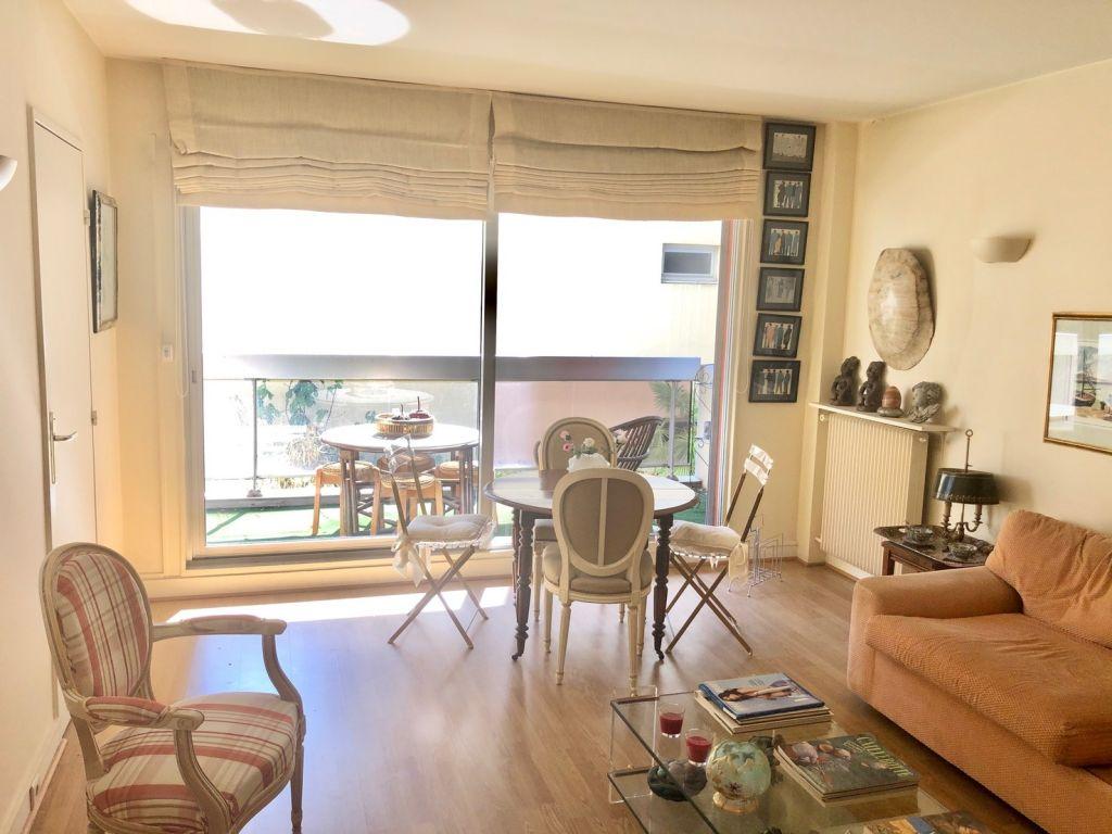 Location appartement Paris 16ème 1975€ CC - Photo 1