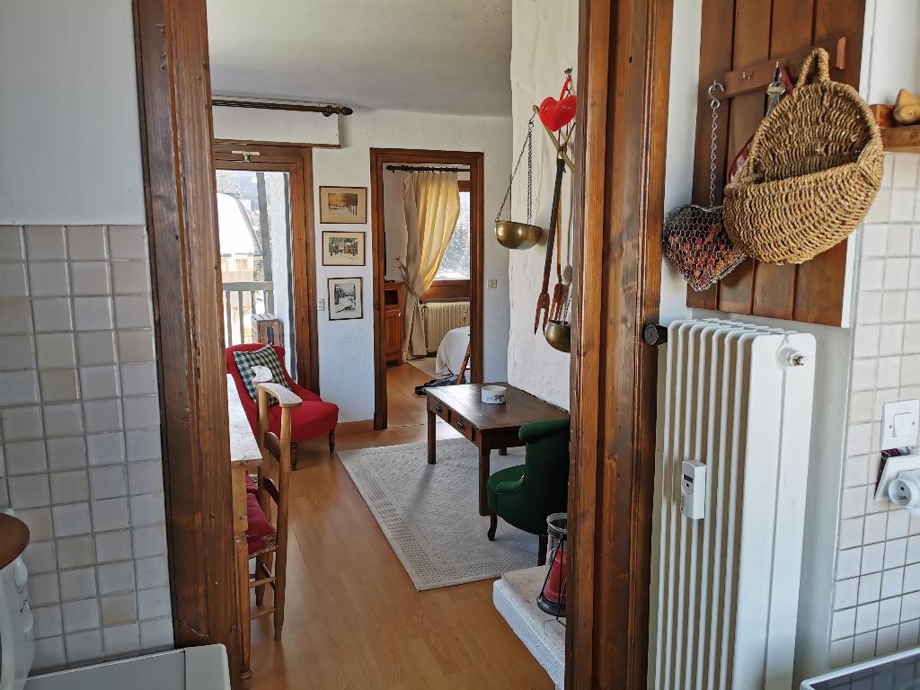 Venta  apartamento Megeve 477000€ - Fotografía 13