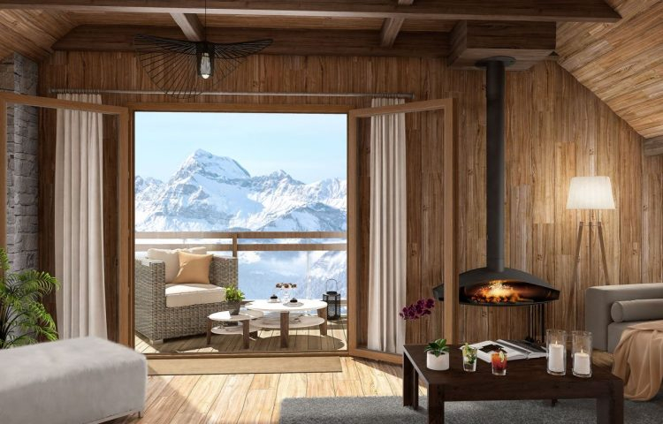 Sale apartment Megeve 665 000€ - Picture 1