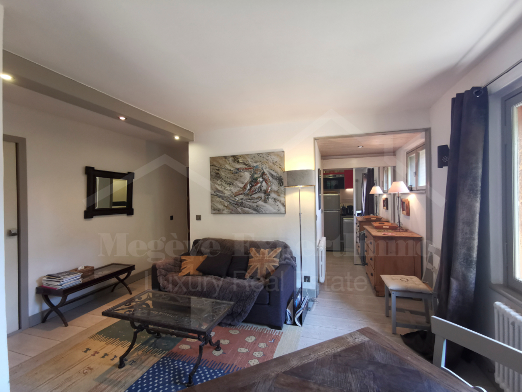 Location Appartement Megeve 3 pièces