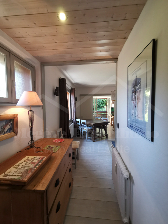 Vermietung von ferienwohnung wohnung Megeve 666€ - Fotografie 4