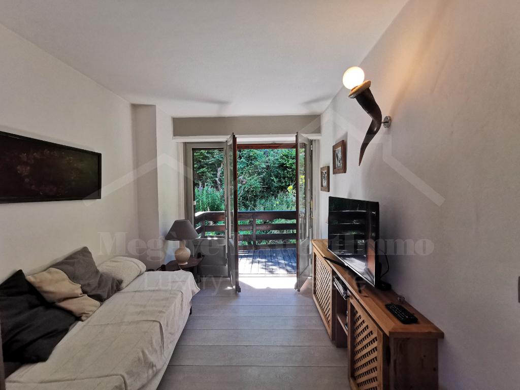 Vermietung von ferienwohnung wohnung Megeve 666€ - Fotografie 5