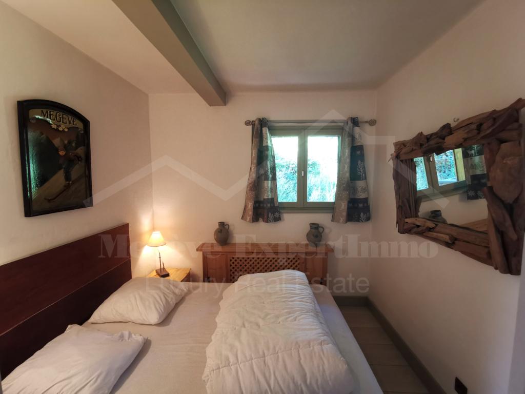 Vermietung von ferienwohnung wohnung Megeve 666€ - Fotografie 8