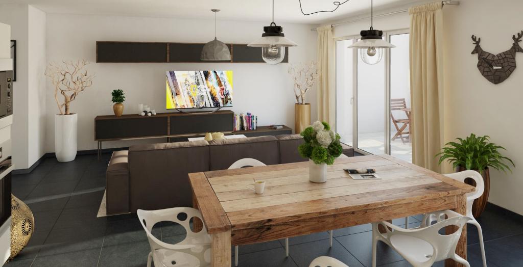 出售 公寓 Sallanches 185000€ - 照片 1