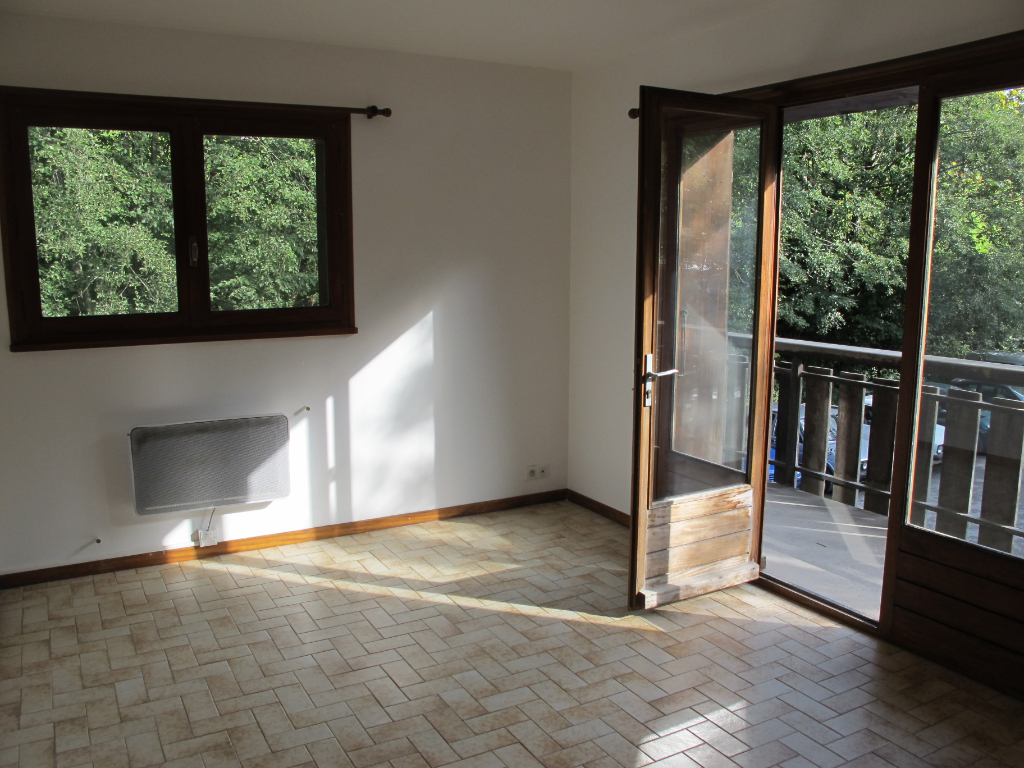 Sale apartment Megeve 164 000€ - Picture 1