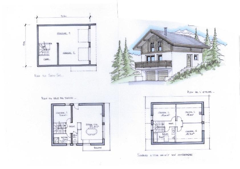 出售 住宅/别墅 Passy 425000€ - 照片 2