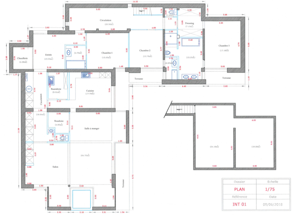 Sale house / villa Chennevieres sur marne 1100000€ - Picture 2