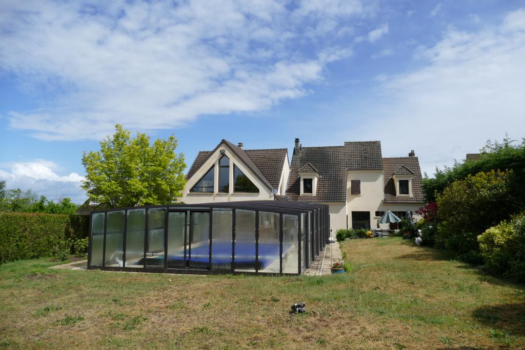 Sale house / villa Orgeval 1150000€ - Picture 1