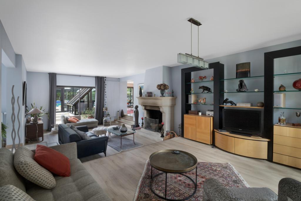 Sale house / villa Orgeval 1150000€ - Picture 5