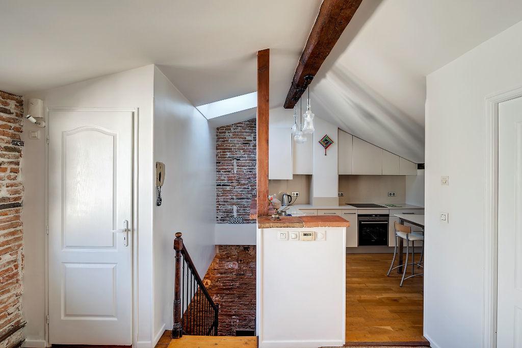 Venta  apartamento Toulouse 765000€ - Fotografía 3