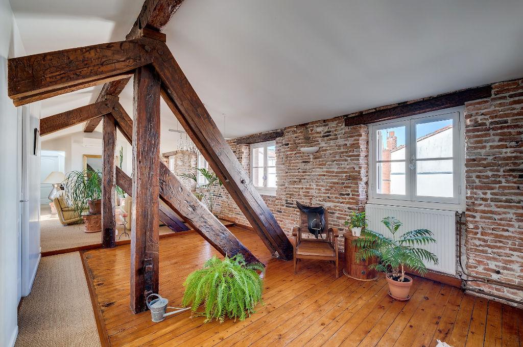 Venta  apartamento Toulouse 765000€ - Fotografía 5