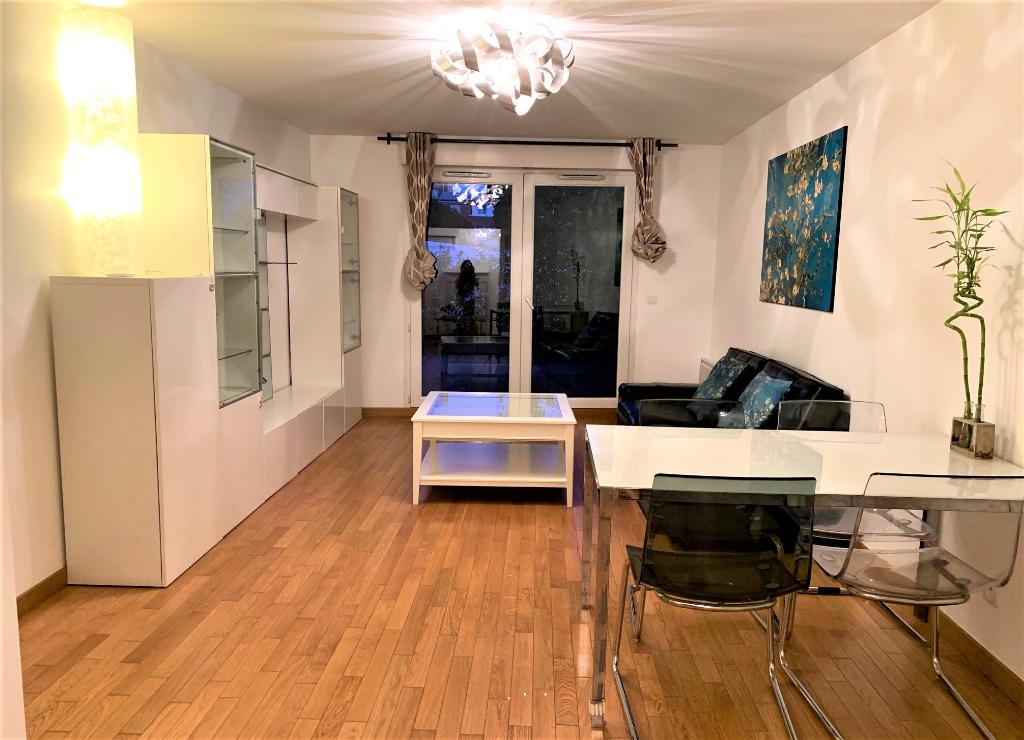 photo de 92 -La Garennes-Colombes location meublée 3 pièces 66m²  loyer 1750cc