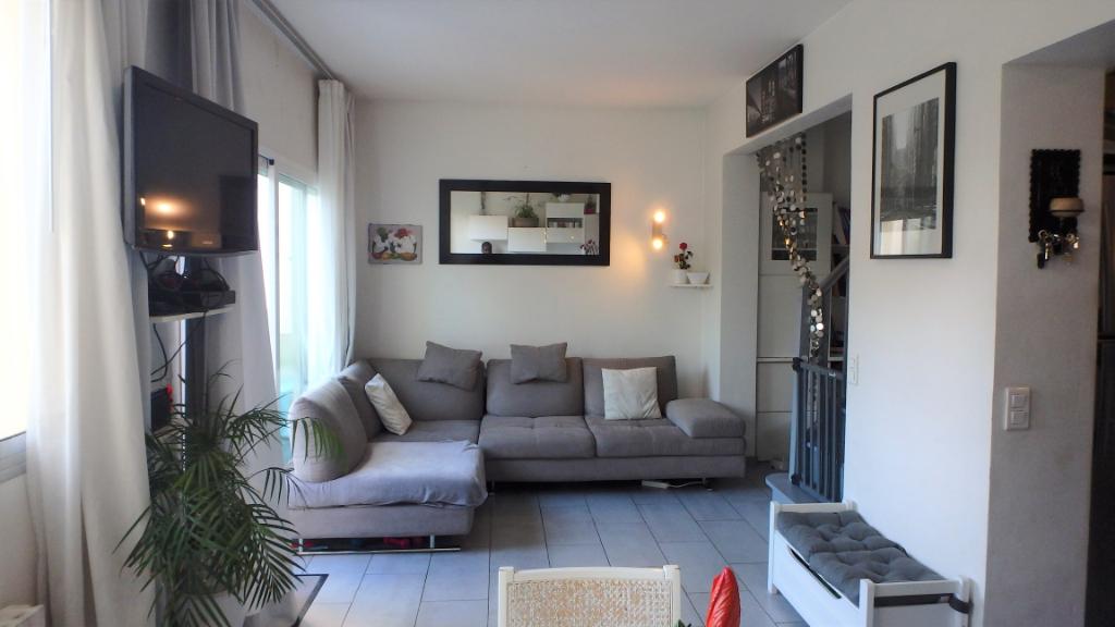Vente maison / villa Saint brice sous foret 328000€ - Photo 2