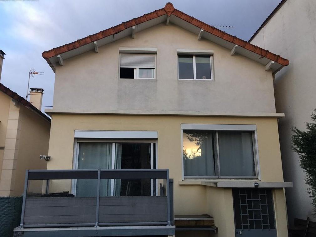 Vente maison / villa Saint brice sous foret 328000€ - Photo 8
