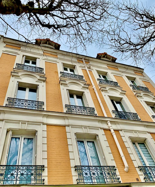 92- La Garenne colombes en exclu 3 pieces 47m²