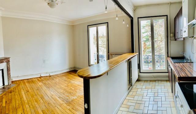 Vente appartement La garenne colombes 320000€ - Photo 3