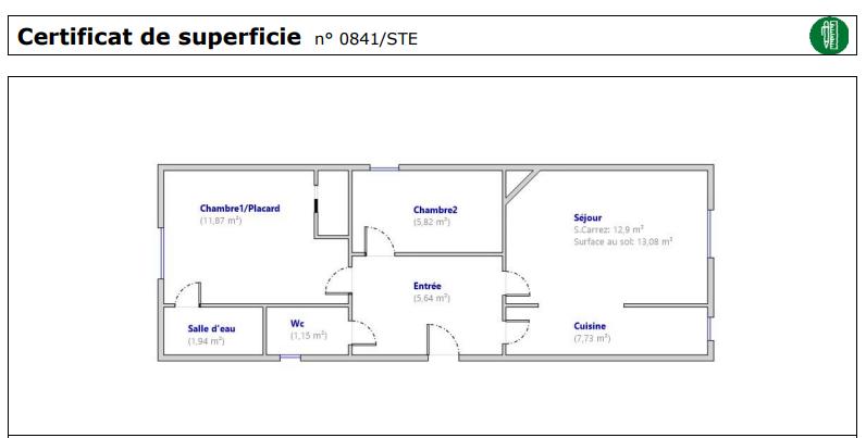 Vente appartement La garenne colombes 320000€ - Photo 10