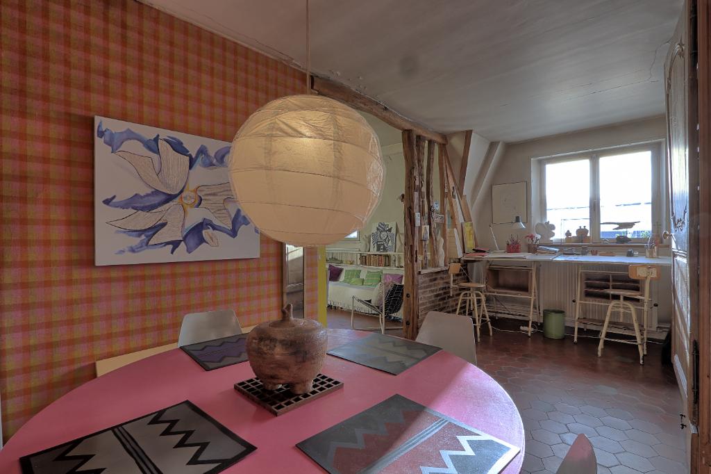Venta  apartamento Saint germain en laye 1280000€ - Fotografía 4