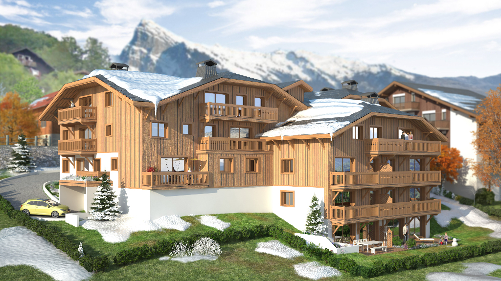 Sale apartment Samoens 399 000€ - Picture 5