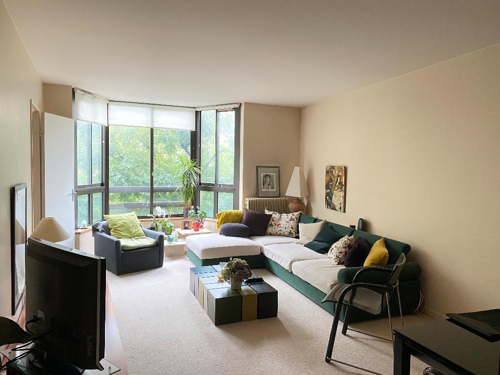 Vente appartement Paris 19ème 690000€ - Photo 1