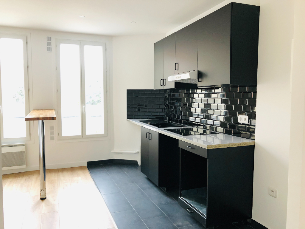 Appartement Asnieres Sur Seine 3 pièce(s)