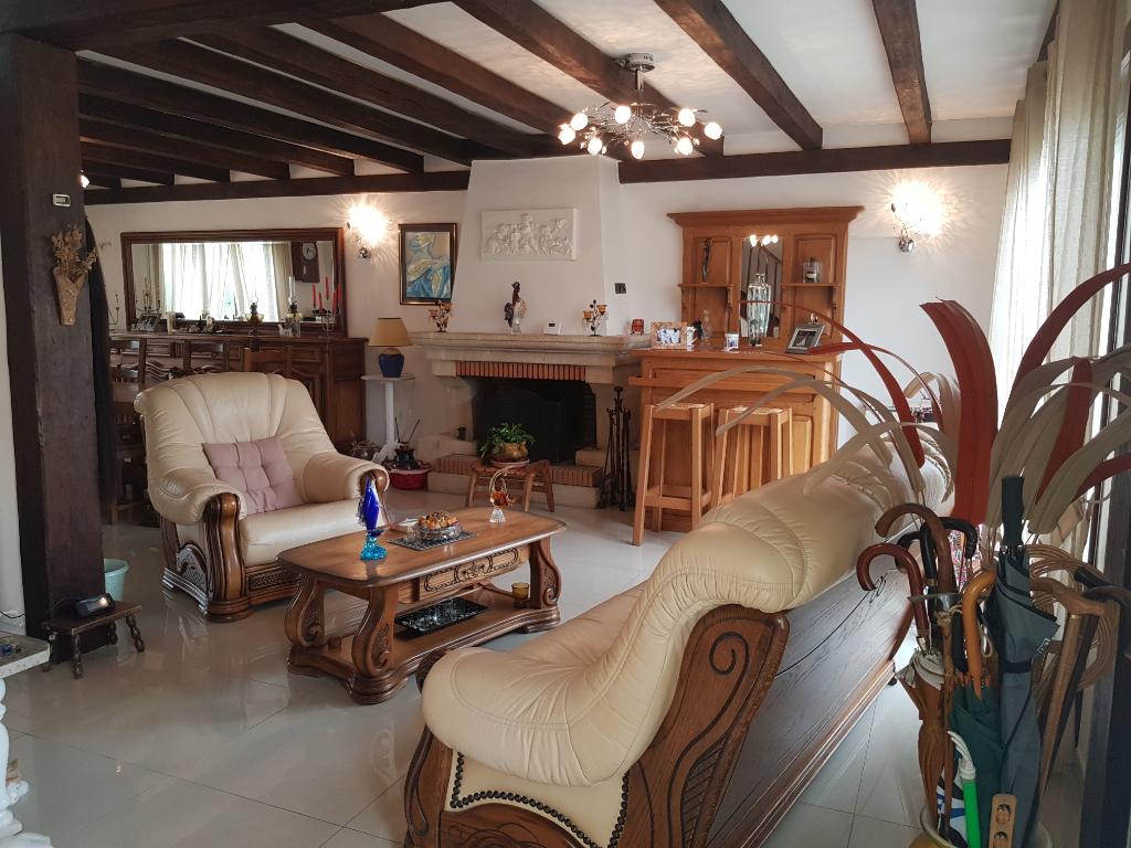 Sale house / villa Vaujours 455000€ - Picture 6