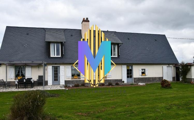 Photo Magnifique Maison de 140m² style normand image 1/6