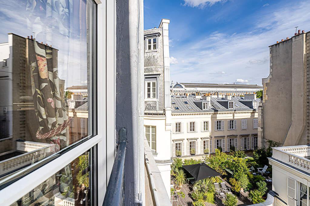 APPARTEMENT A VENDRE PARIS 75007 MUSEE D'ORSAY - SEINE - 195 M² - 4e ETAGE - 3 CHAMBRES - 4 000 00