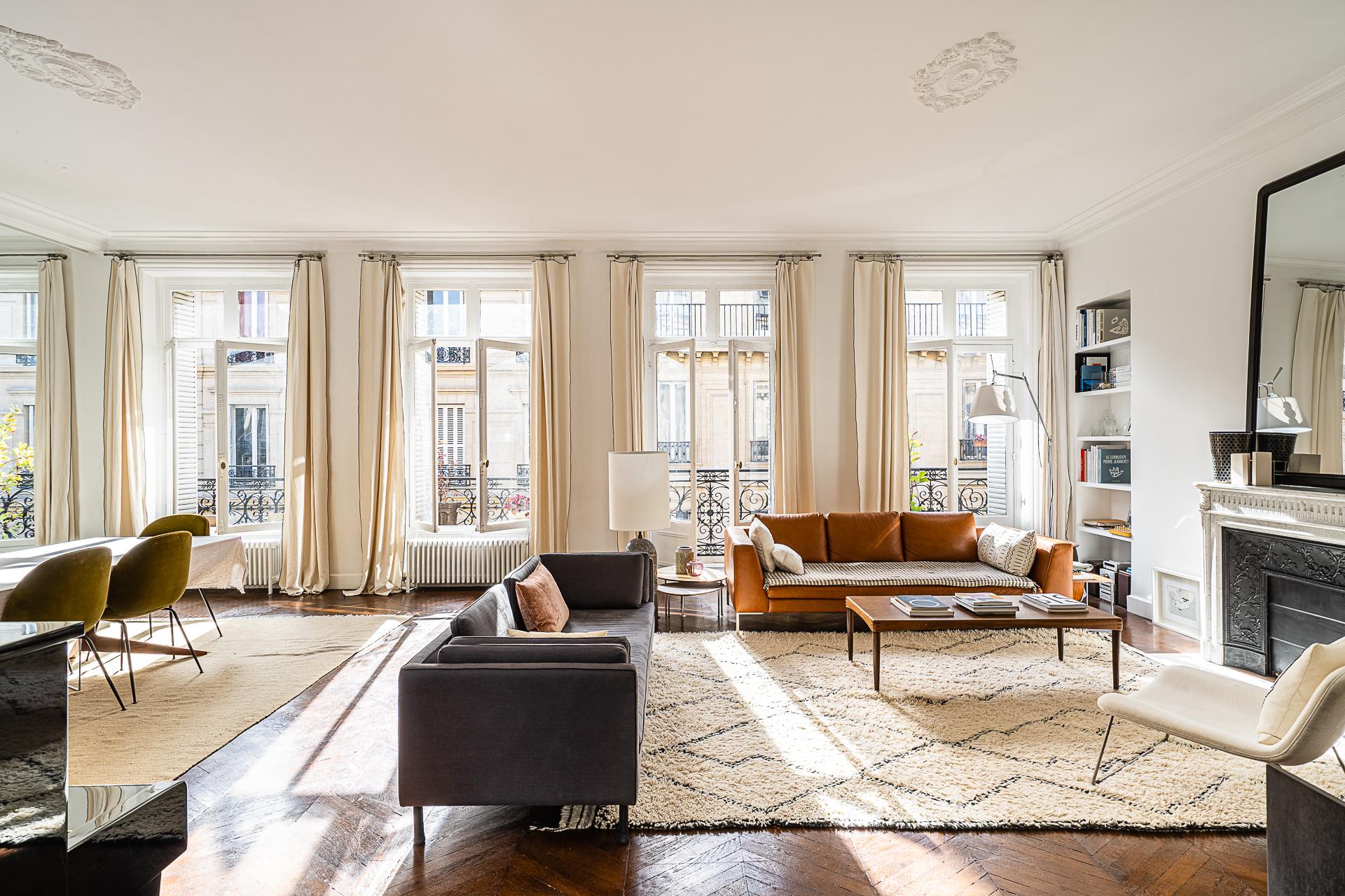 Appartement Paris 5 pièce(s)