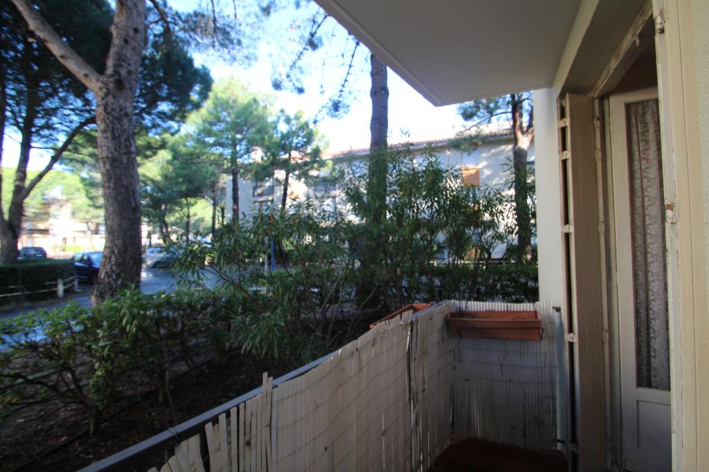 Vente appartement Argeles plage 84500€ - Photo 1