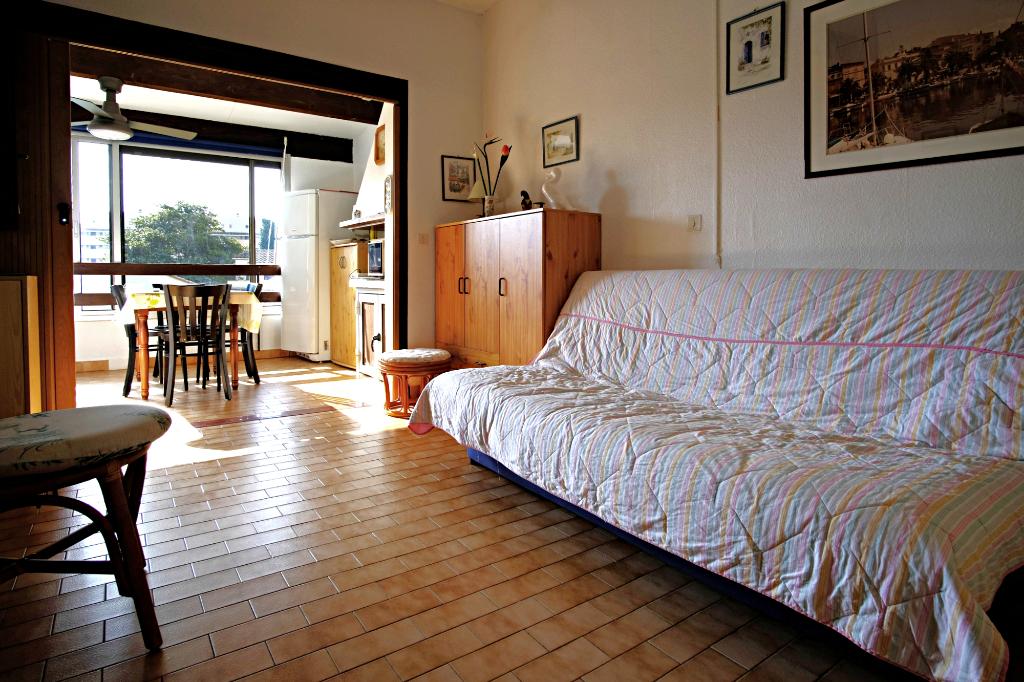 Sale apartment Argeles plage 91000€ - Picture 1