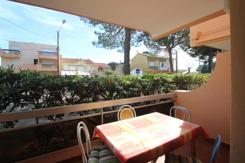 Sale apartment Argeles sur mer 159 000€ - Picture 1