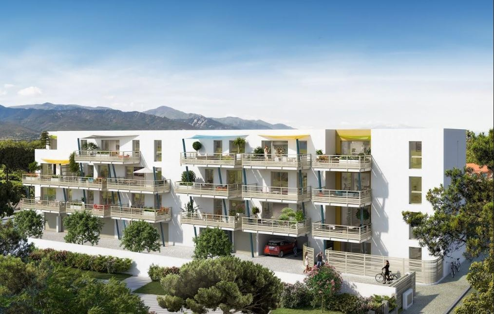 Sale apartment Argeles sur mer 196800€ - Picture 1