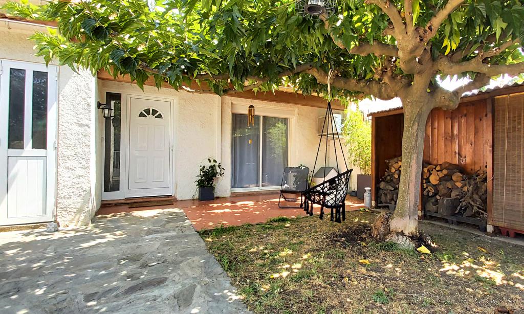 Vente maison / villa Saint genis des fontaines 210000€ - Photo 2