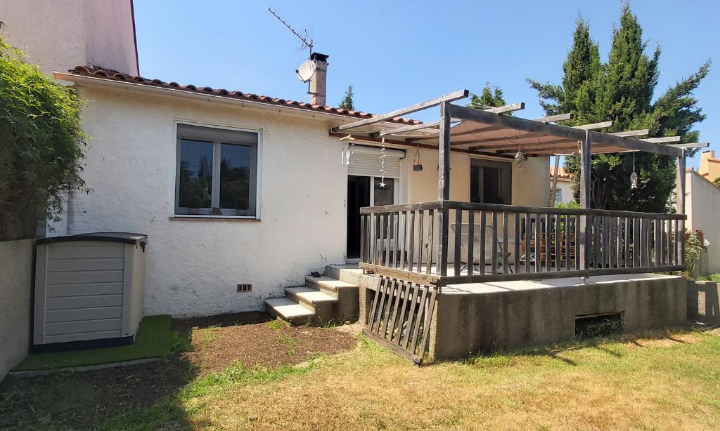 Vente maison / villa Saint genis des fontaines 210000€ - Photo 10