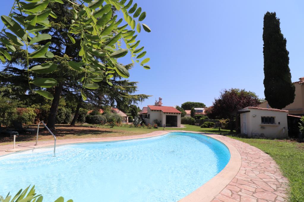 Vente maison / villa Saint genis des fontaines 331700€ - Photo 1
