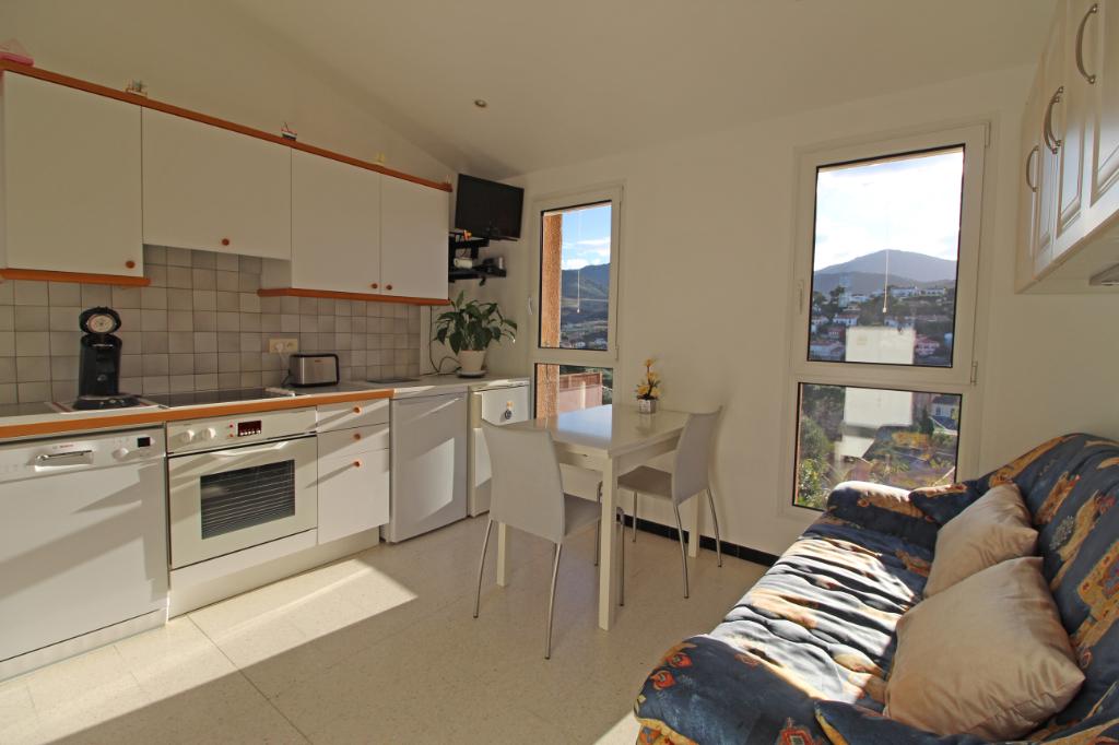 Sale apartment Collioure 180000€ - Picture 2