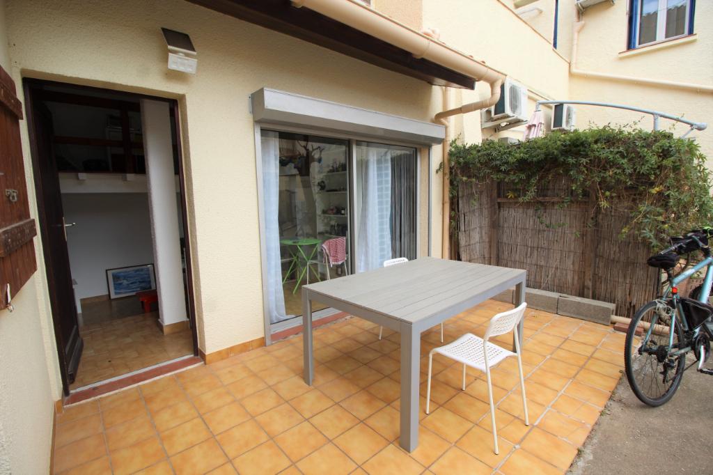 Vente appartement Port vendres 92650€ - Photo 1
