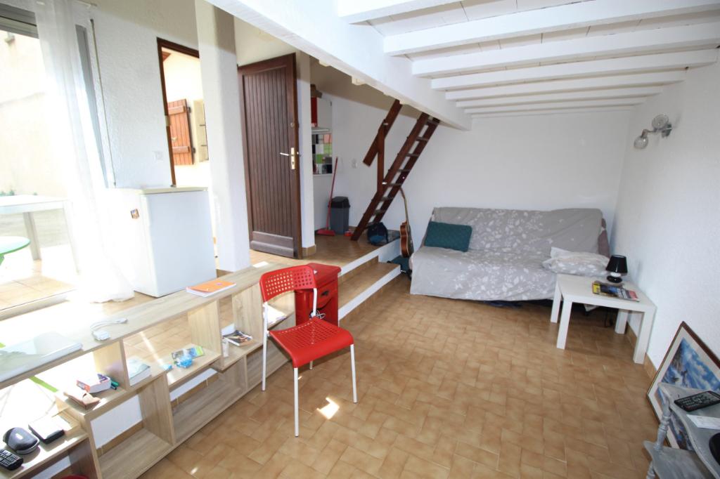 Vente appartement Port vendres 92650€ - Photo 3