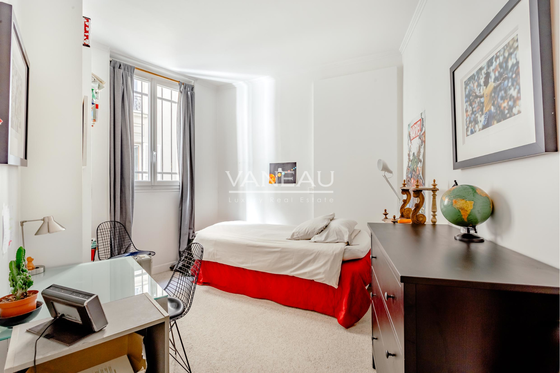 Immobilier Paris – France – Vaneau – 8