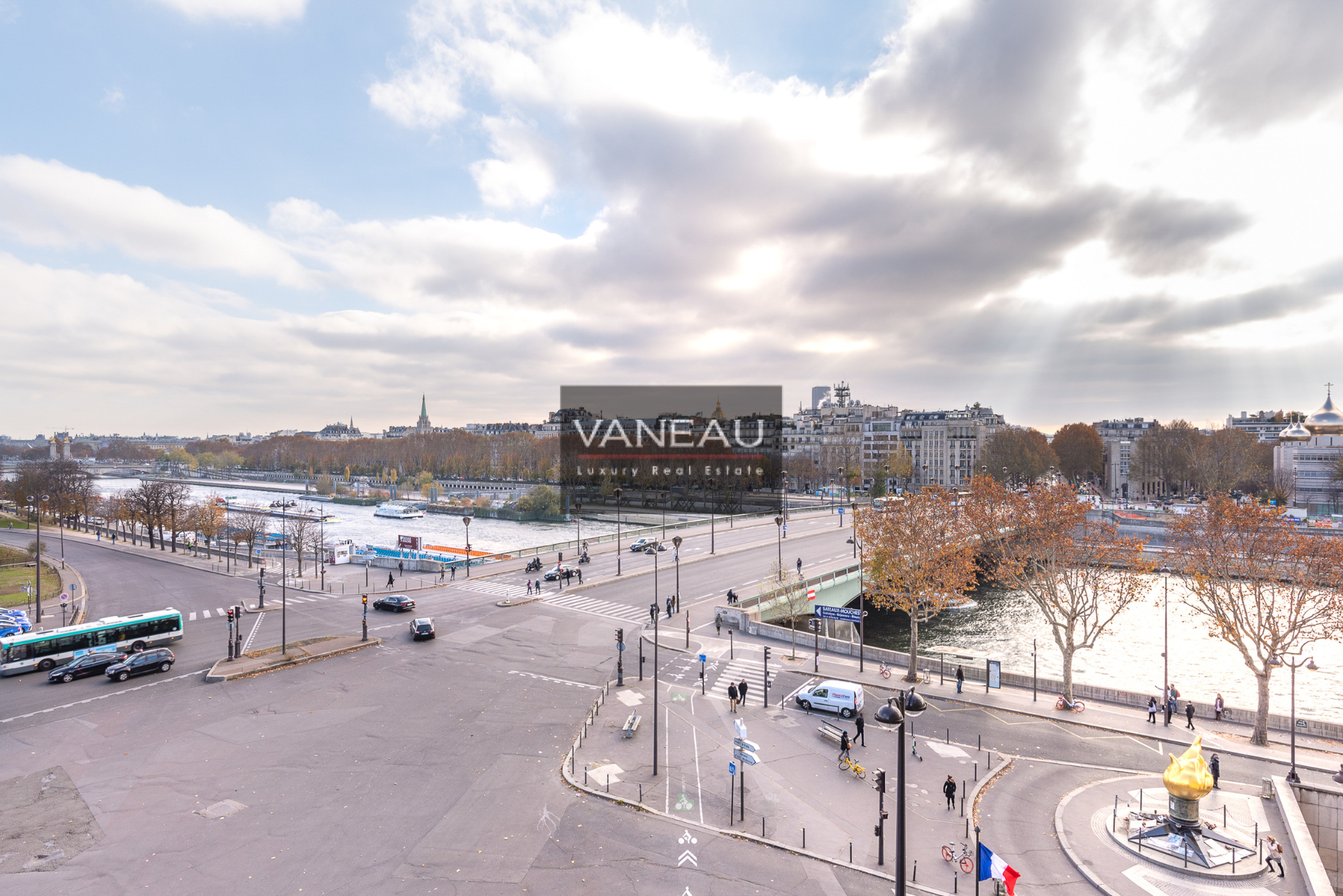 Immobilier Paris – France – Vaneau – 4