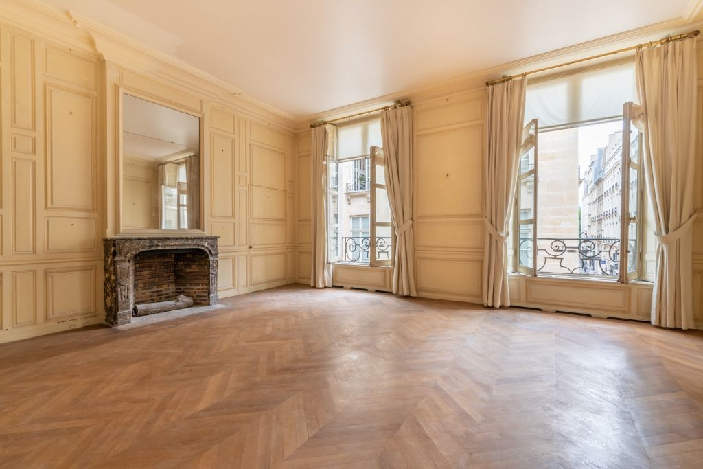 Immobilier Paris – France – Vaneau – 1