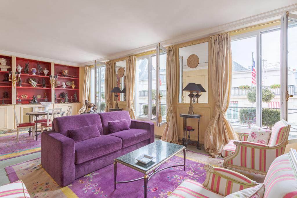 Immobilier Paris – France – Vaneau – 1
