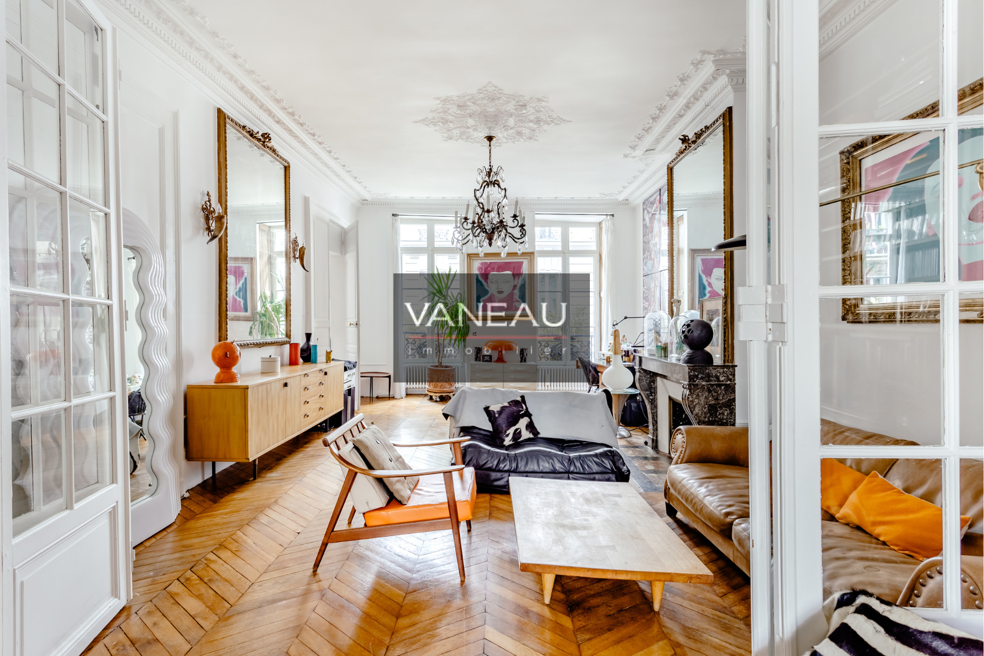 Real estate Paris – France – Vaneau – 1