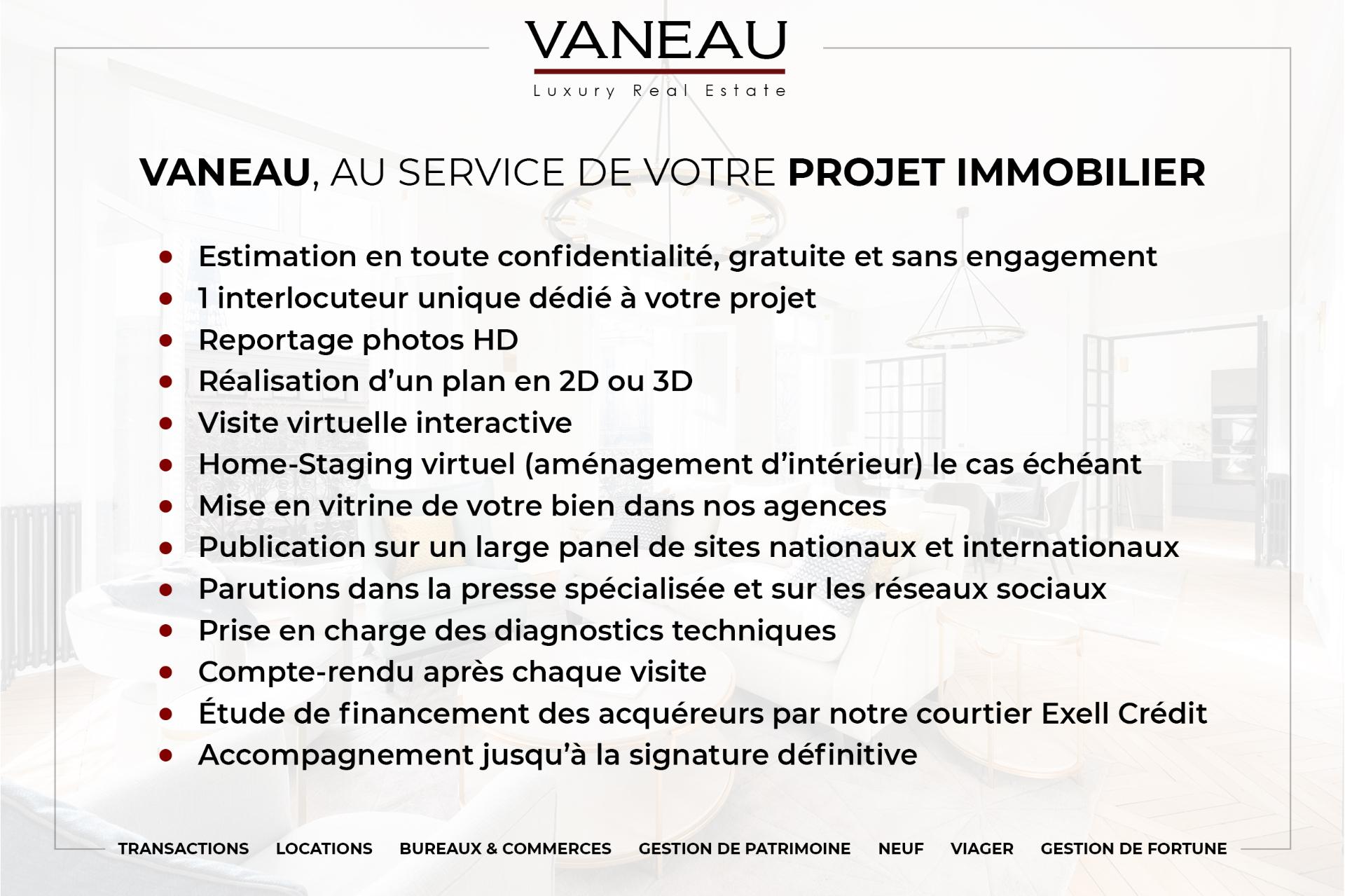Immobilier Paris – France – Vaneau – 9